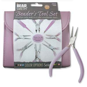 Beader's Toolset Orchid-0