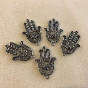 Hand of Fatima Charm