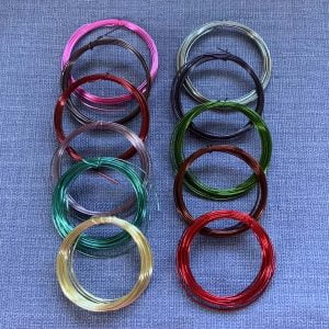 Colour Craft Wire 0.9mm