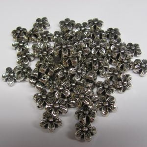 Flower Spacers Acrylic 15mm