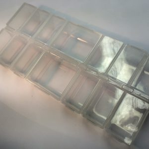 Bead Storage Container Rectangle