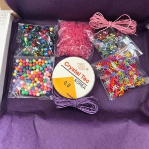 Beady Box Acrylic Beads