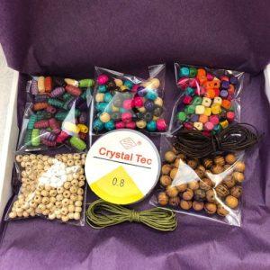Beady Box Wooden Beads
