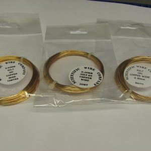 Gold Plated/ Gilt Copper Wire-0