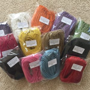 Waxed Cotton 80 Metre Packs-0