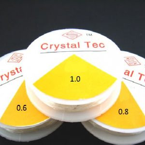 Strong Clear Elastic-0