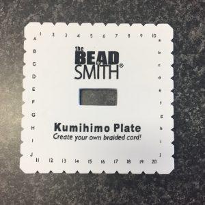 Kumihimo Square Disc