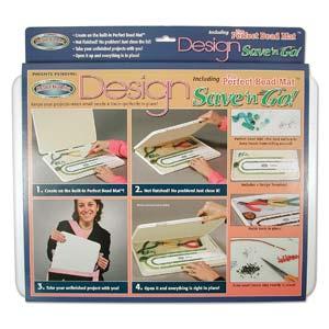 The Bead Buddy® Design Save 'n Go!