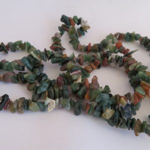 Indian Agate Gemstone Chips