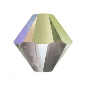 Swarovski 4mm Bicone Crystal Paradise Shine