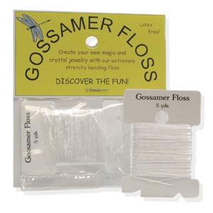 Gossamer Elastic Floss