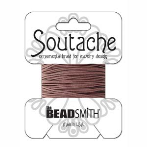 Beaver Brown Soutache