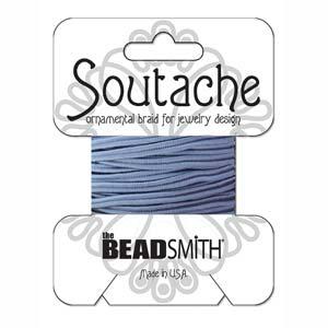 Blue Soutache