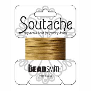 Antique Gold Soutache