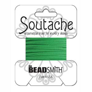 Grass Green Soutache