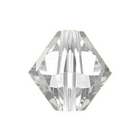 Swarovski 4mm Bicone Crystal