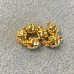 Magnetic Gold Plated Clasps
