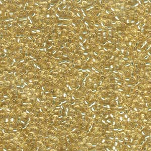 Silver Lined Pale Gold 11-92-0