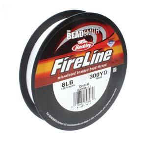 Crystal 8lb Fireline