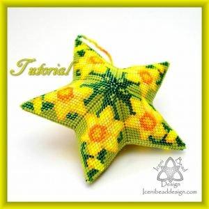 Daffodil Star Pattern