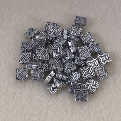 Celtic Silver Spacers